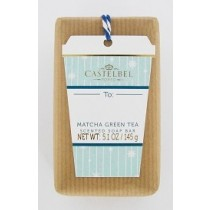 Castelbel CoffeeShop Matcha Green Tea Soap 145g
