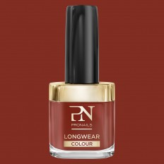 Pronails LW Nail Polish 134 Burnt Red 10 ml