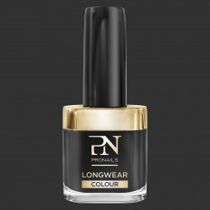 ProNails LW Nail Polish 049 Noir de Noir 10 ml