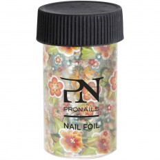 Pronails Nail Foil Flower Power 1,5 m