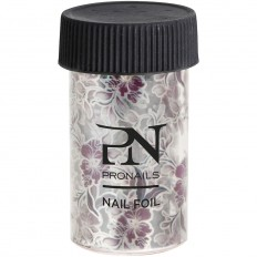 Pronails Nail Foil Blushing Bouquet 1,5 m