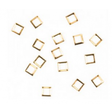 Pronails Golden Frames 25 pcs