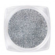 Pronails Cosmetic Glitter Silver Dust