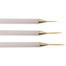 Slim Brushes - Set of 3 Lengths