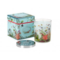 Portus Cale Aqua Fragranced Candle