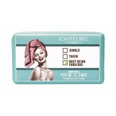 Castelbel 50s Message Blackberry Vanilla Soap 150g