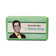 Castelbel 50s Message Mango Coconut Soap 150g