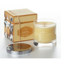Castelbel Ambiente Orange Scented Candle