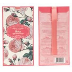 Castelbel Ambiente Rose Fragranced Sachet