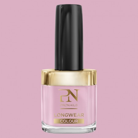 ProNails LW Nail Polish 153 Plastic Pink 10 ml