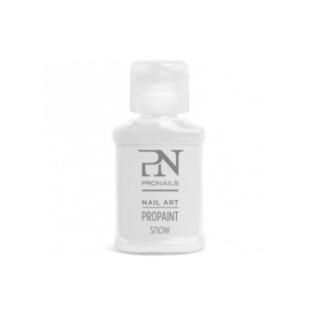 Pronails Propaint Snow 25 ml