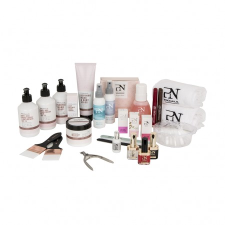 Pronails Manicure Starters Kit + 2 Free Towels
