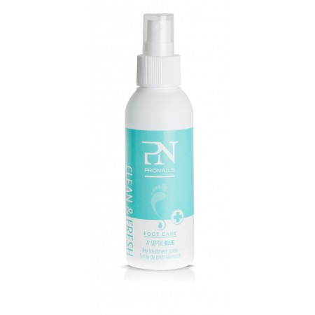 Pronails A´Septic Spray Blue desinfiointispray 125 ml