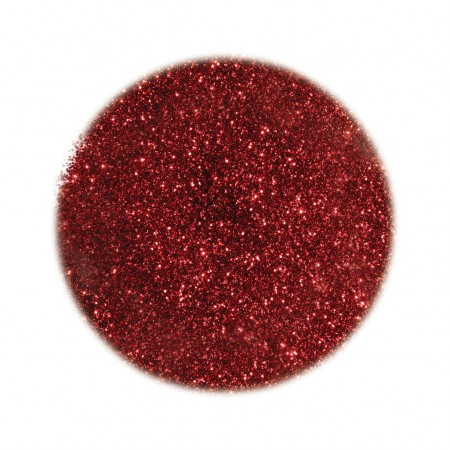 Glitter Powder Dark Red > 3.5 g
