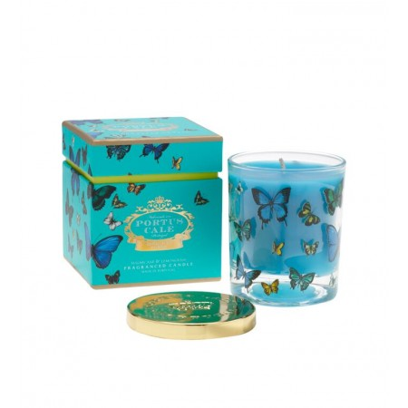 Portus Cale Butterfly Fragranced Candle