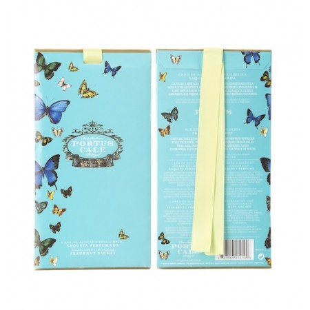 Portus Cale Butterfly Fragranced Sachet