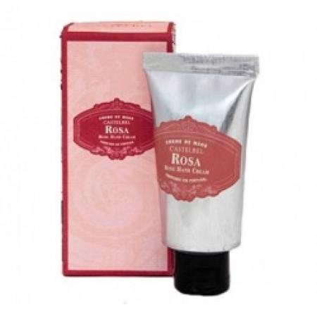 Castelbel Ambiente Rose Hand Cream 75ml