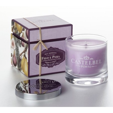 Castelbel Ambiente Fig and Pear Scented Candle