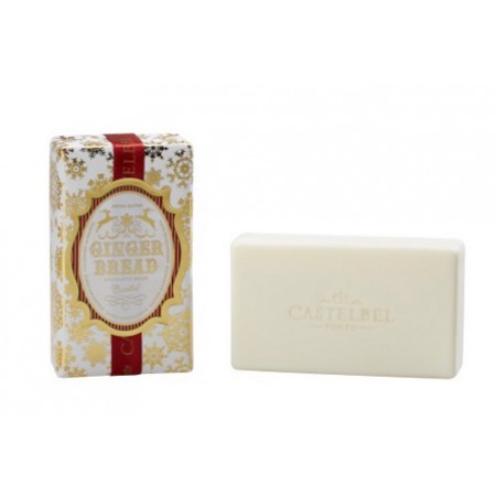Castelbel Gingerbread 200g soap