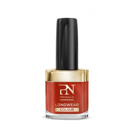 Pronails LW Nail Polish 127 Red Lantern 10 ml