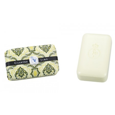 Portuguese Tile Cilantro and Lime  300g Tile Soap
