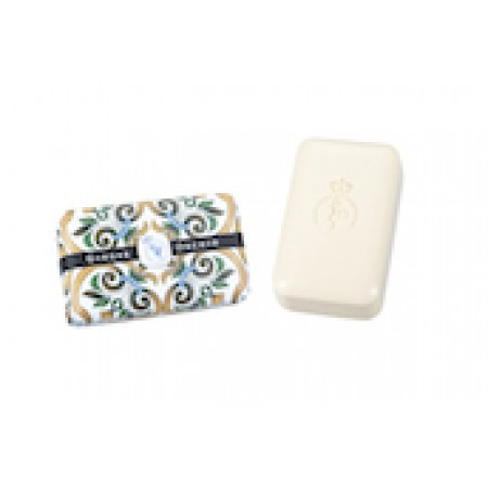 Portuguese Tile Ginger and Orchid  300g Tile Soap