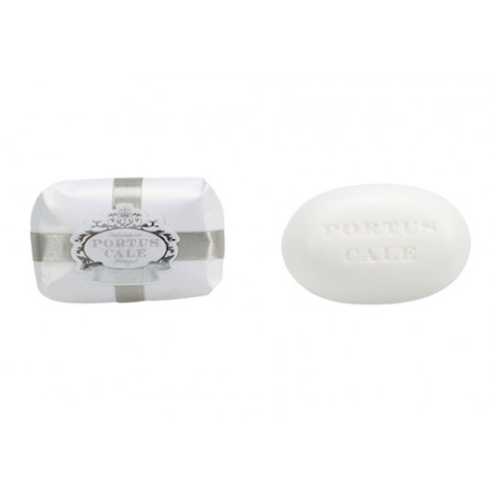 Portus Cale White and Silver Soap 150g
